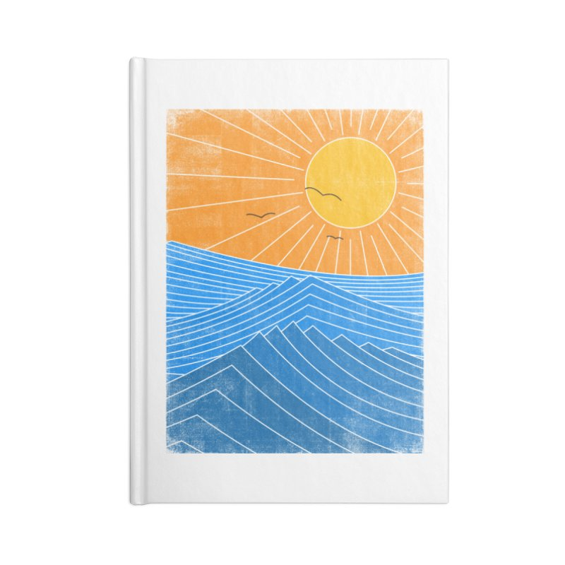 Sunny Day Accessories Notebook by bulo