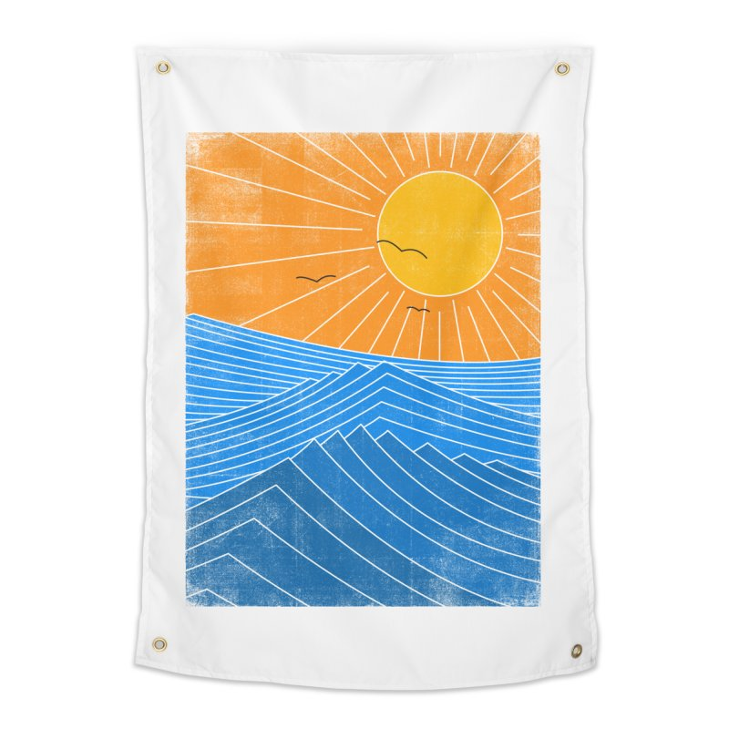 Sunny Day Home Tapestry by bulo