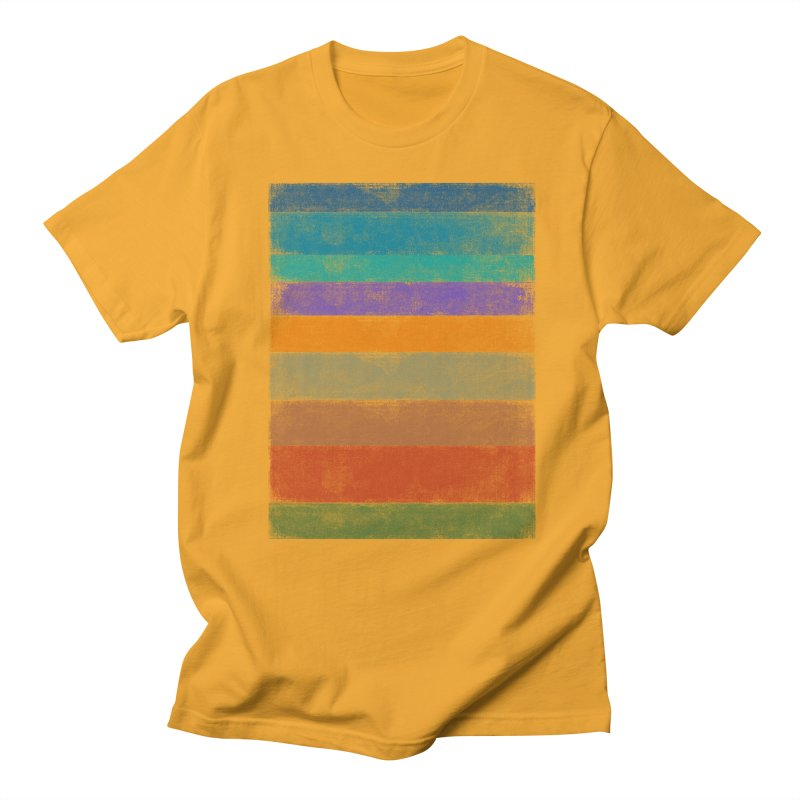 Contra in Men's T-shirt Gold by bulo