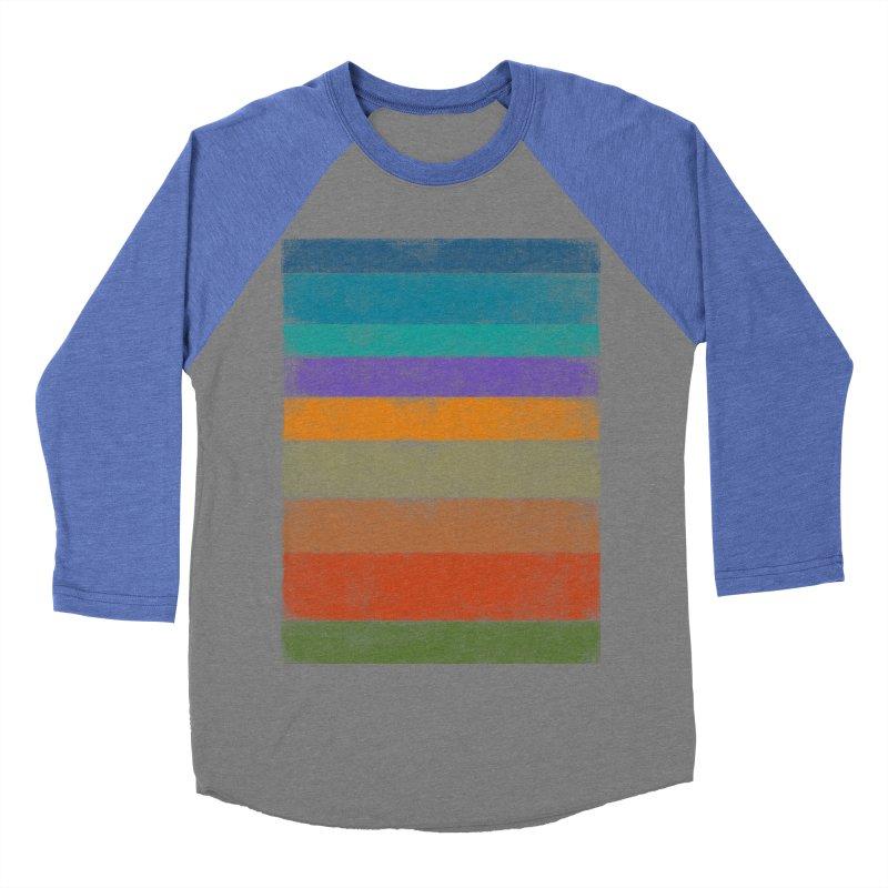 Contra Men's Baseball Triblend T-Shirt by bulo