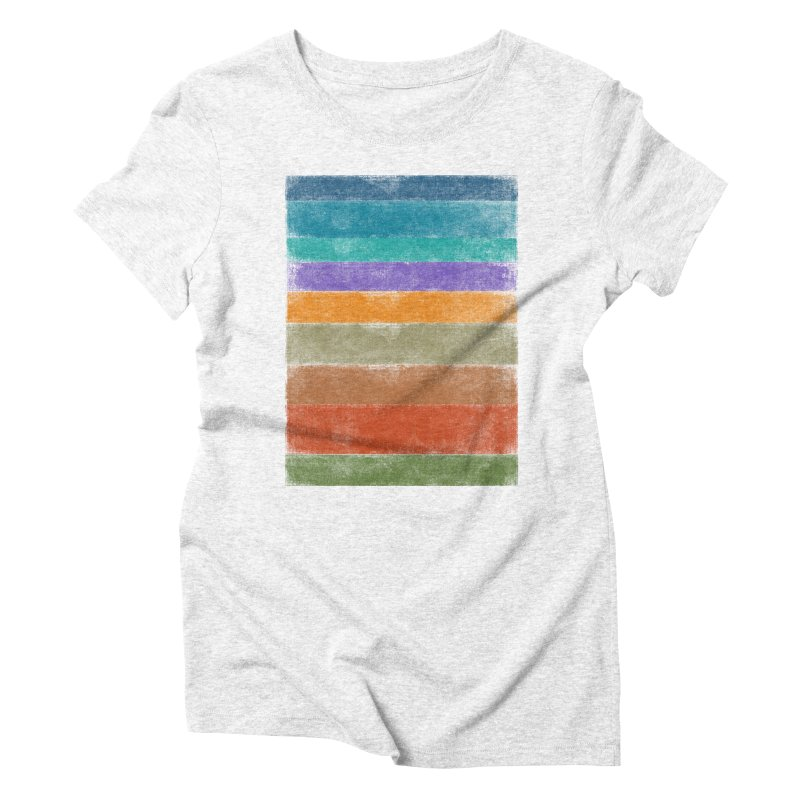 Contra Women's Triblend T-shirt by bulo