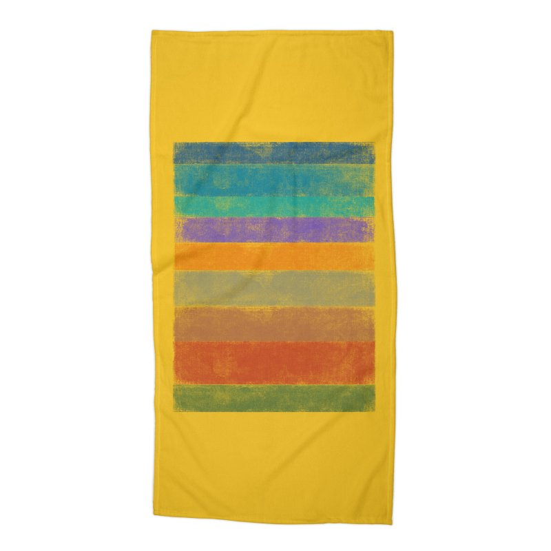 Contra Accessories Beach Towel by bulo