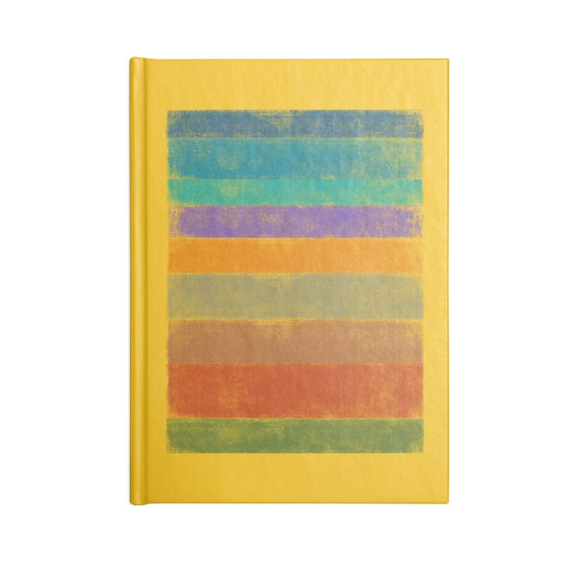 Contra Accessories Notebook by bulo