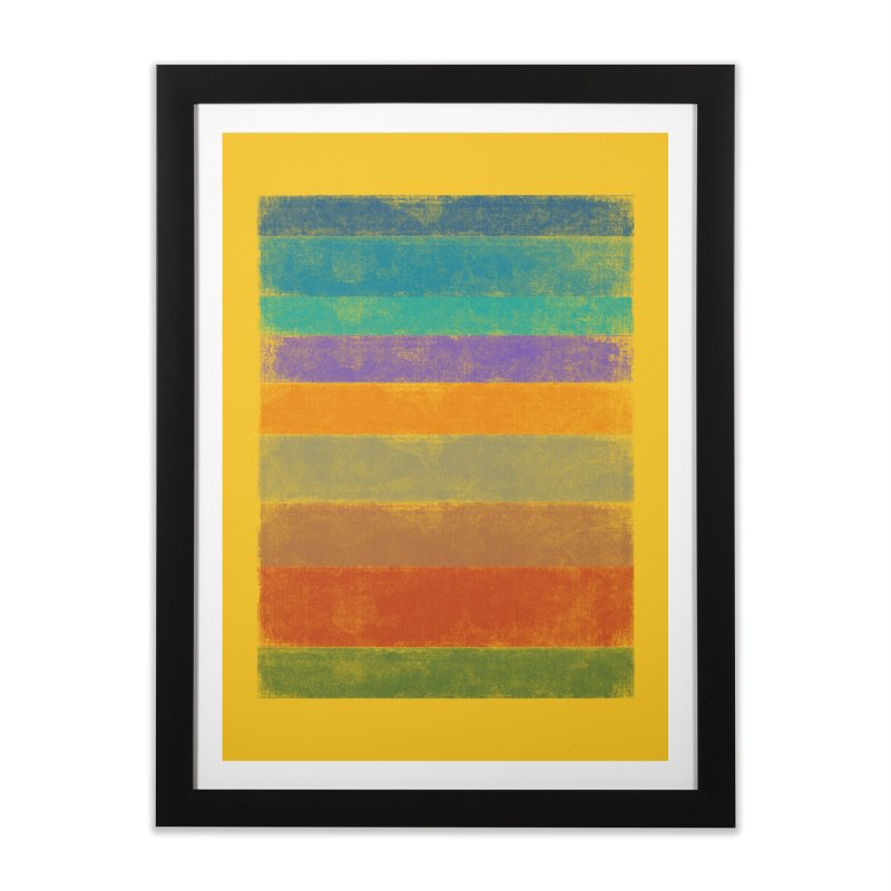 Contra Home Framed Fine Art Print by bulo
