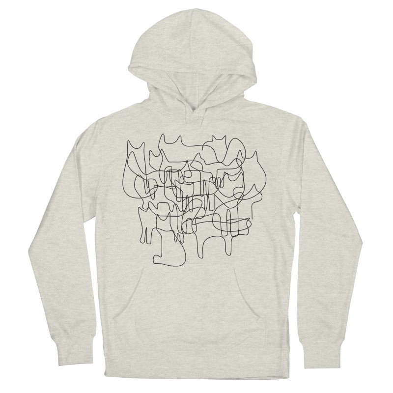 Catastrophe Men's Pullover Hoody by bulo