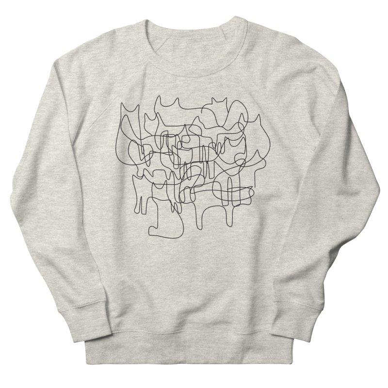 Catastrophe Men's Sweatshirt by bulo