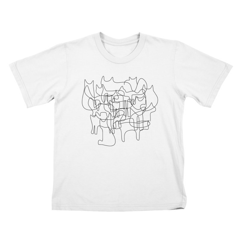 Catastrophe Kids T-shirt by bulo
