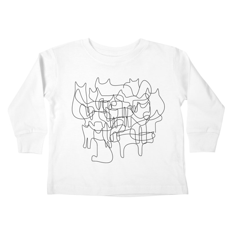 Catastrophe Kids Toddler Longsleeve T-Shirt by bulo