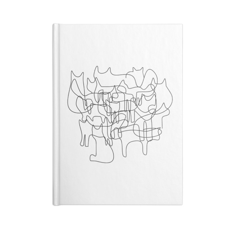 Catastrophe Accessories Notebook by bulo