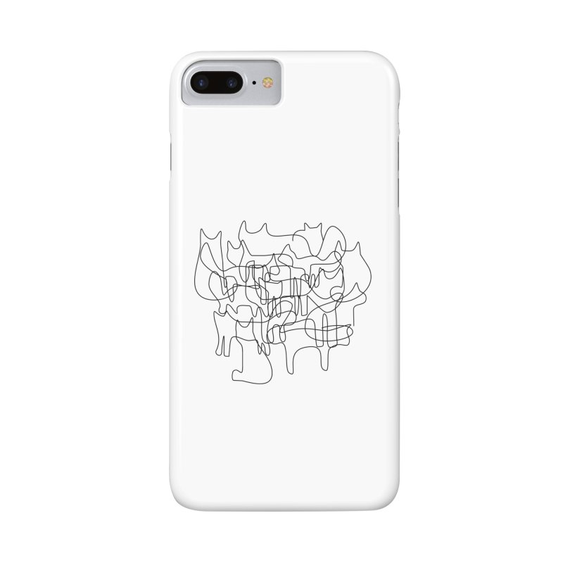 Catastrophe Accessories Phone Case by bulo