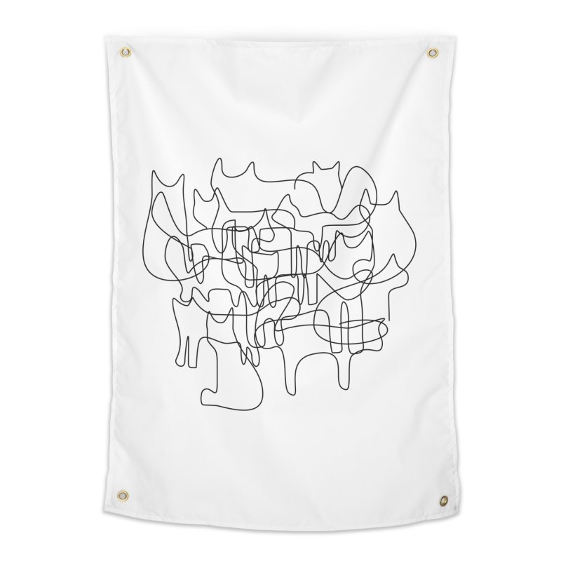 Catastrophe Home Tapestry by bulo