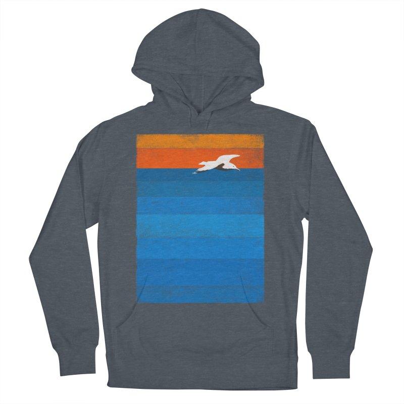 Beach Men's Pullover Hoody by bulo