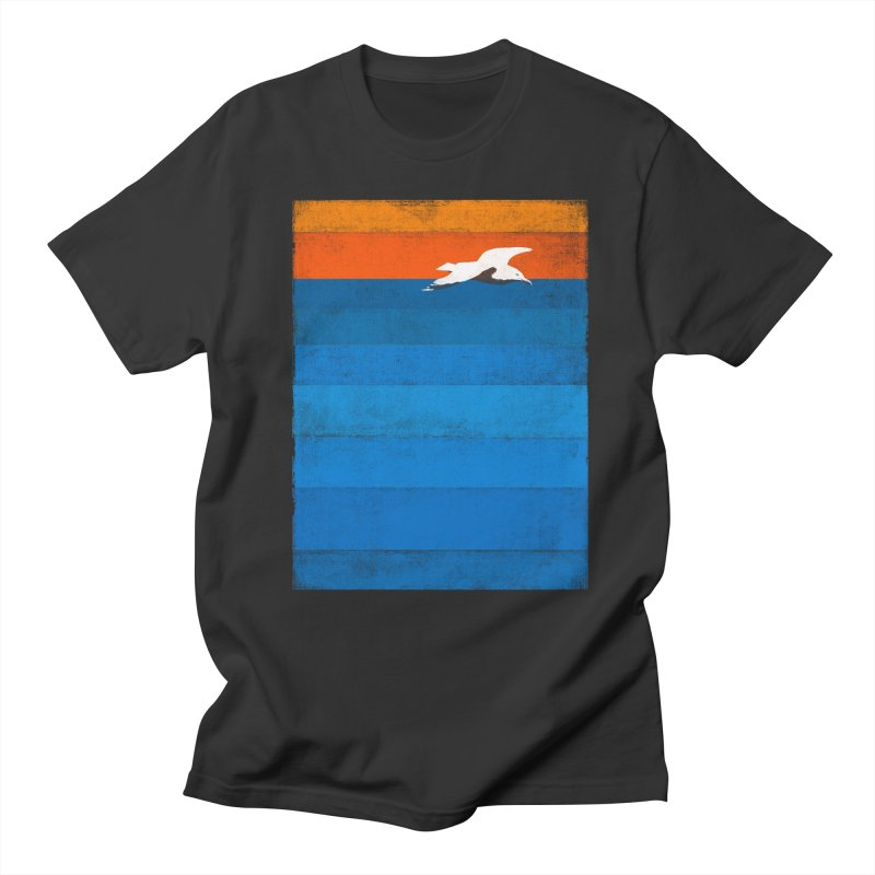 Beach Women's Unisex T-Shirt by bulo