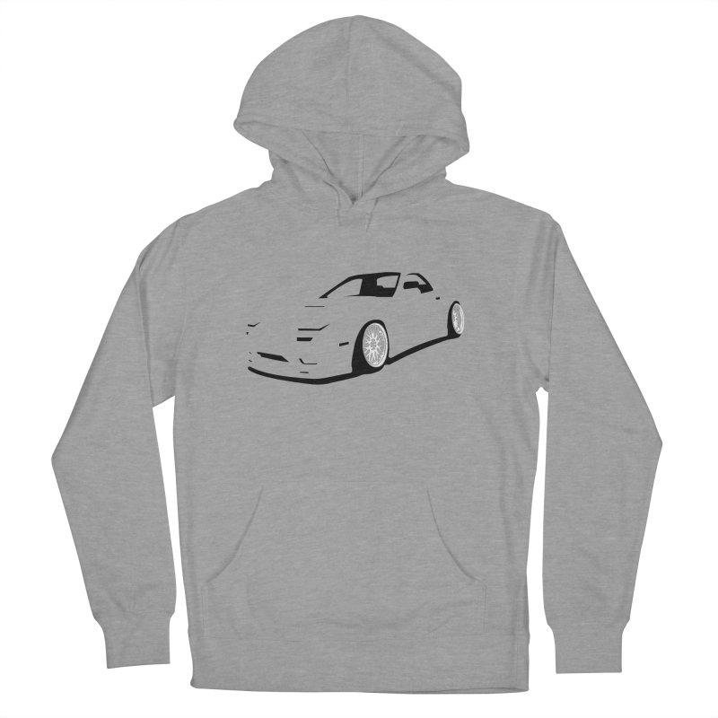 RX7 Women's Pullover Hoody by bulo