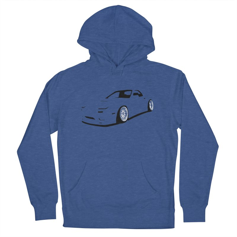 RX7 Men's Pullover Hoody by bulo