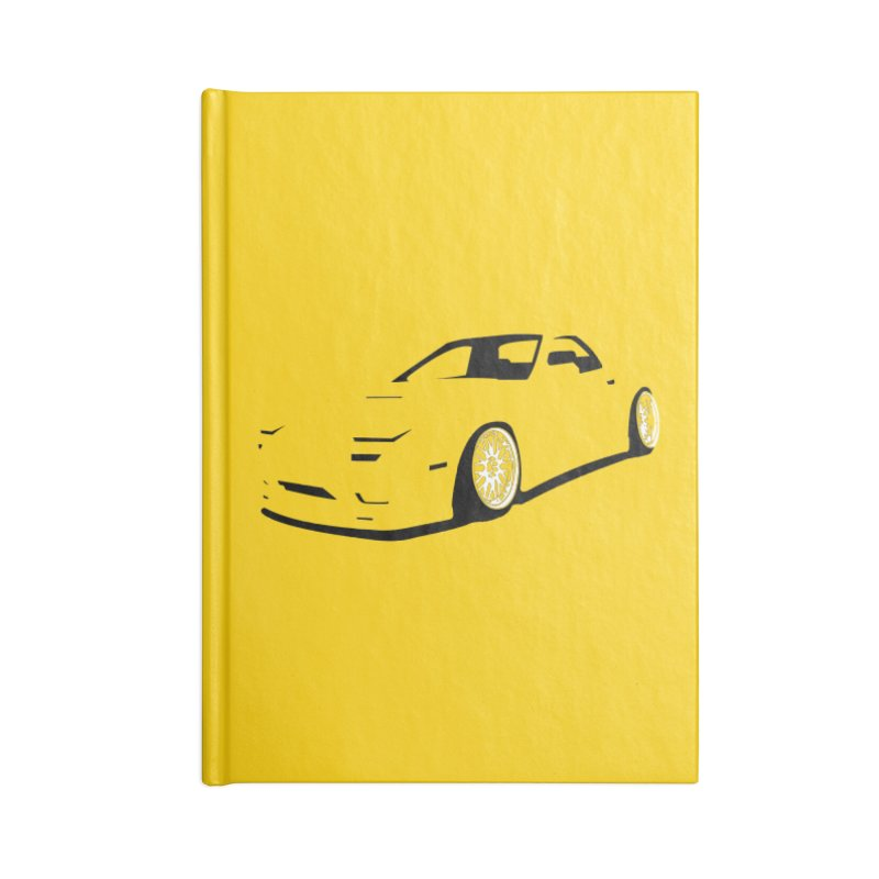 RX7 Accessories Notebook by bulo
