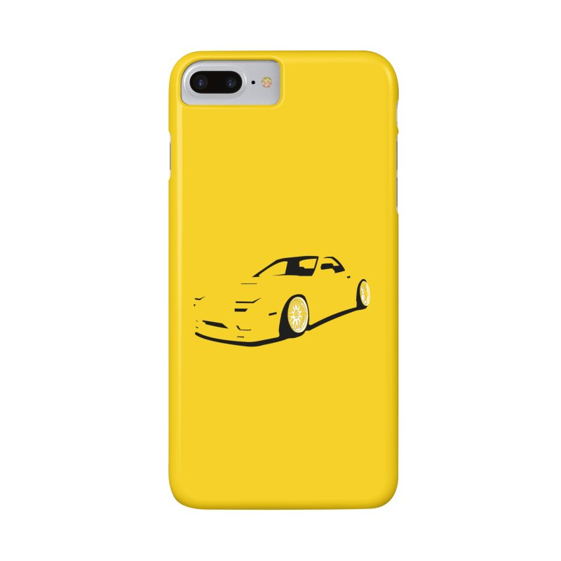 RX7 Accessories Phone Case by bulo