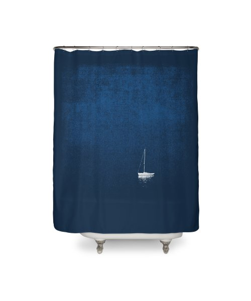 Blue Dream (shower curtain)