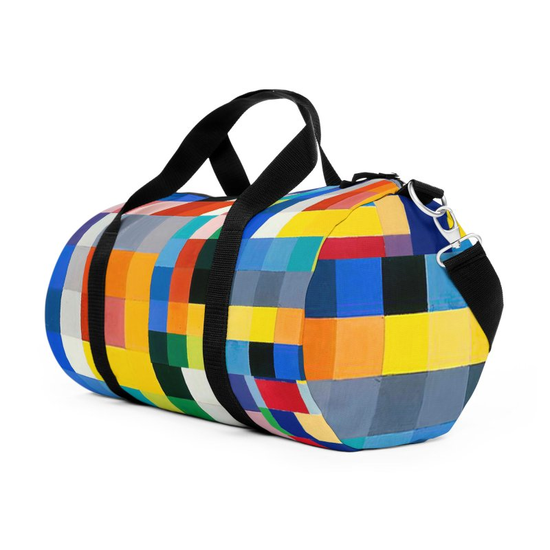 Wiegandmix in Duffel Bag by bulo
