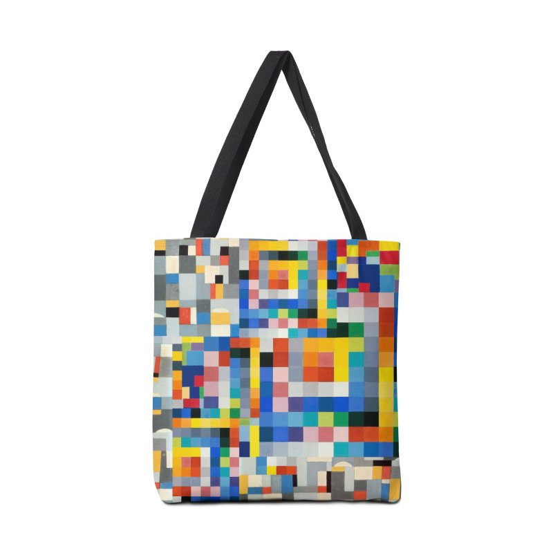 Wiegandmix (shower curtain) Accessories Bag by bulo
