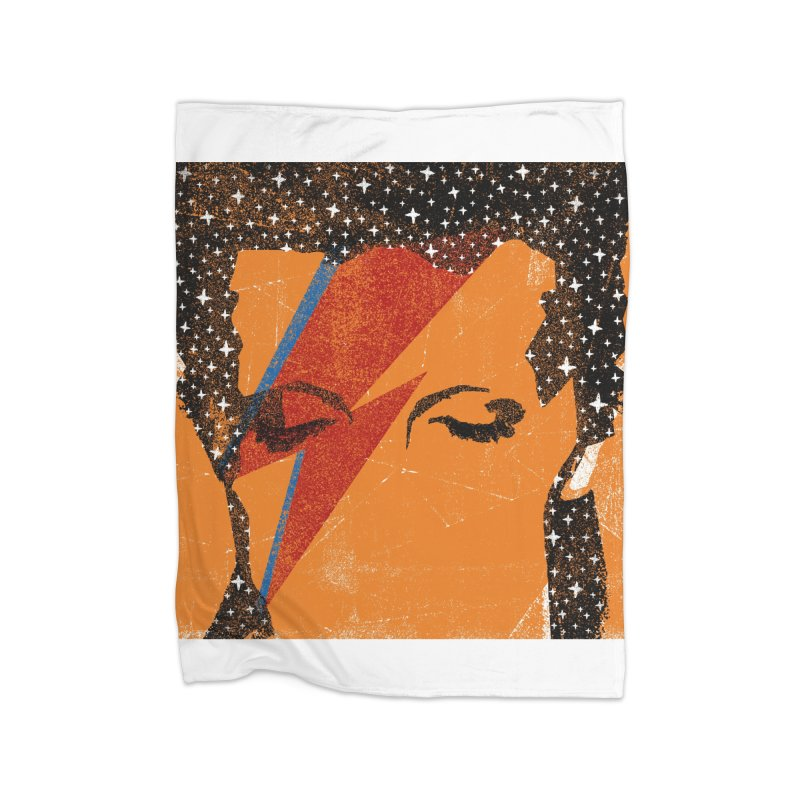Starman Home Blanket by bulo