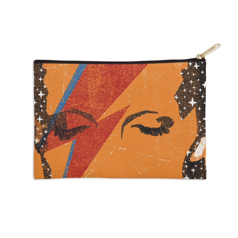 Starman Accessories Zip Pouch by bulo