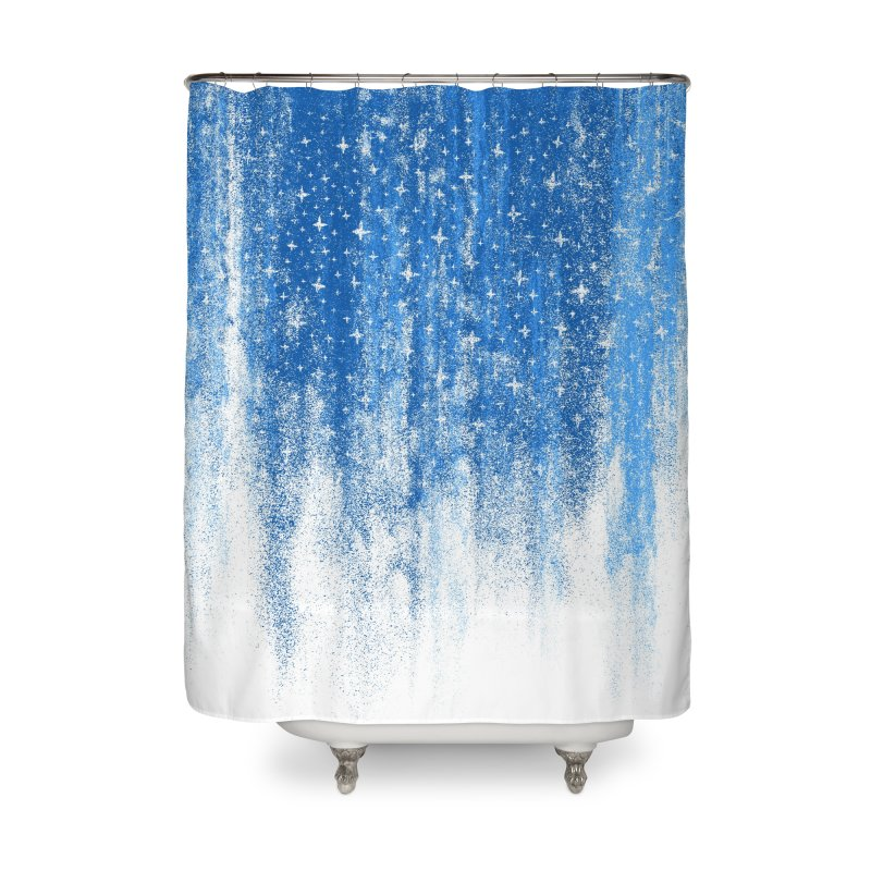 Skyfall (shower curtain) Home Shower Curtain by bulo