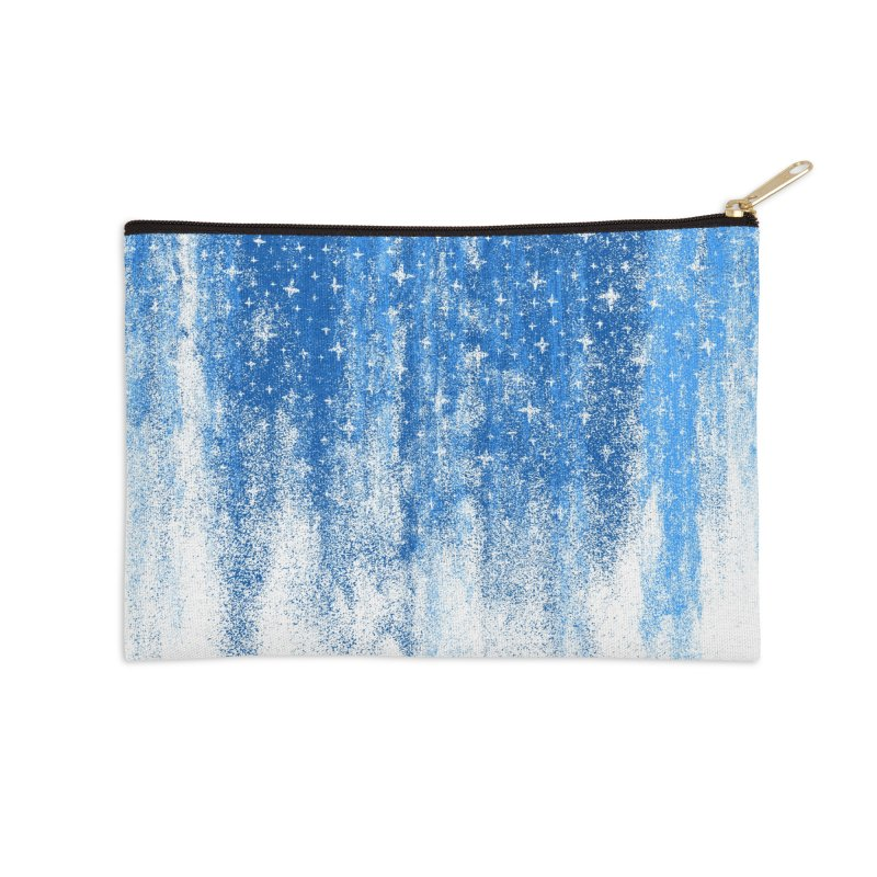 Skyfall (shower curtain) Accessories Zip Pouch by bulo
