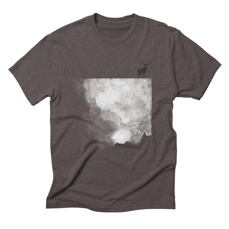Oh Deer Men's Triblend T-shirt by bulo