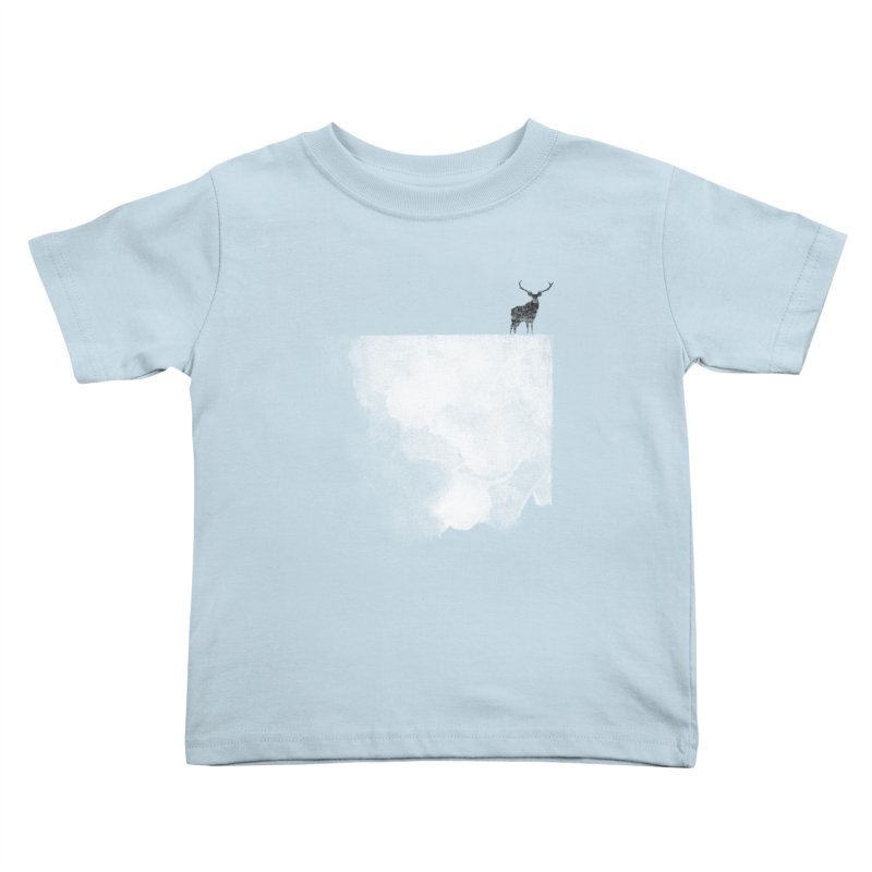 Oh Deer Kids Toddler T-Shirt by bulo