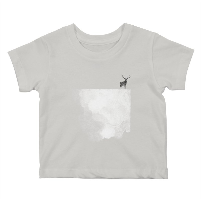 Oh Deer Kids Baby T-Shirt by bulo
