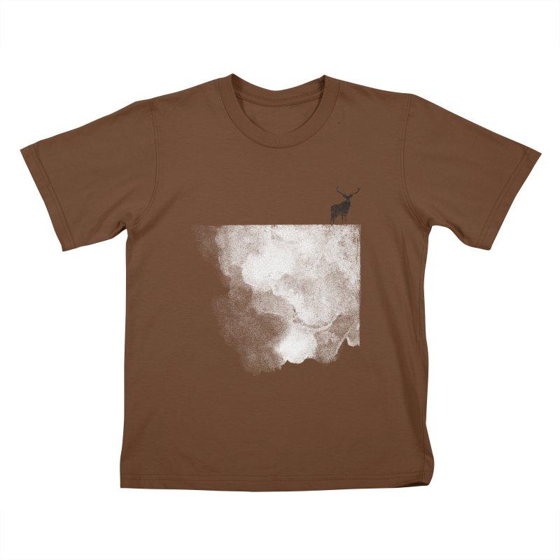 Oh Deer Kids T-shirt by bulo