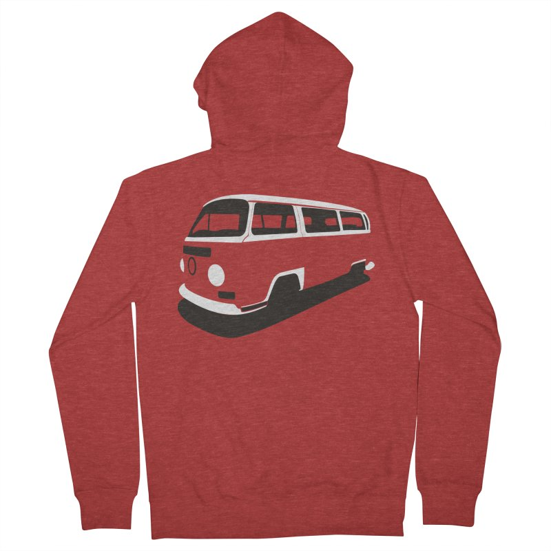 Van Women's Zip-Up Hoody by bulo