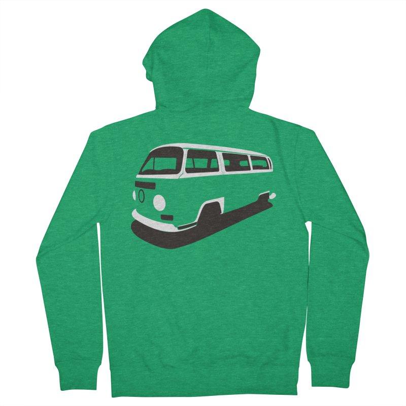 Van Men's Zip-Up Hoody by bulo