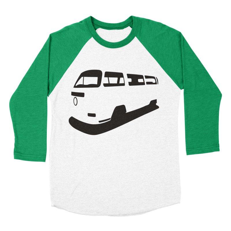 Van Women's Baseball Triblend T-Shirt by bulo