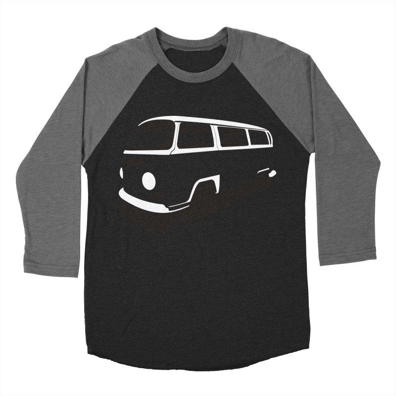 Van Men's Baseball Triblend T-Shirt by bulo