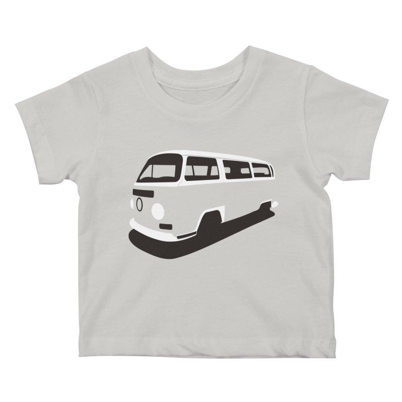 Van Kids Baby T-Shirt by bulo