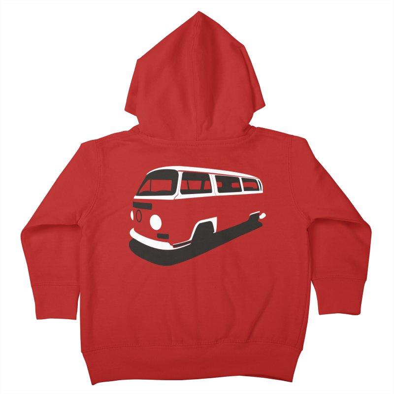 Van Kids Toddler Zip-Up Hoody by bulo