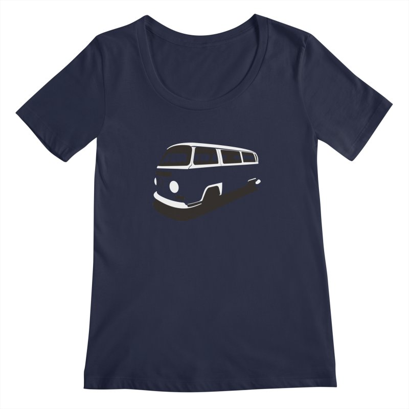 Van Women's Scoopneck by bulo