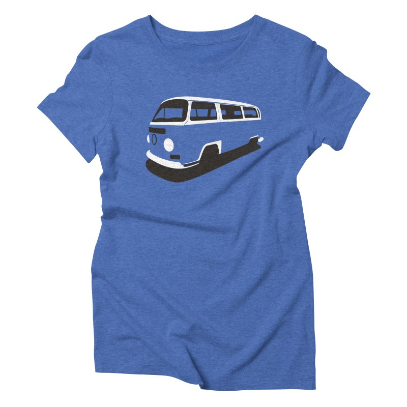 Van Women's Triblend T-shirt by bulo