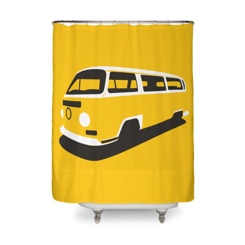 Van Home Shower Curtain by bulo