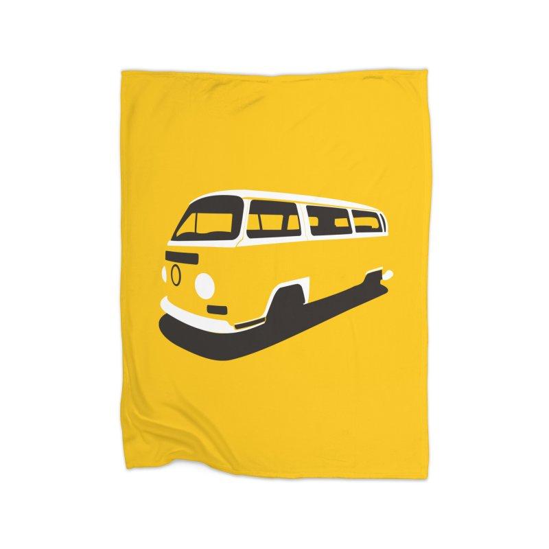 Van Home Blanket by bulo