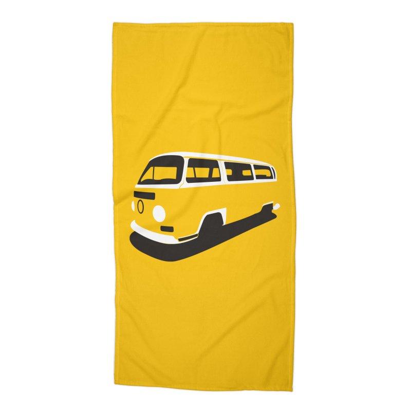 Van Accessories Beach Towel by bulo
