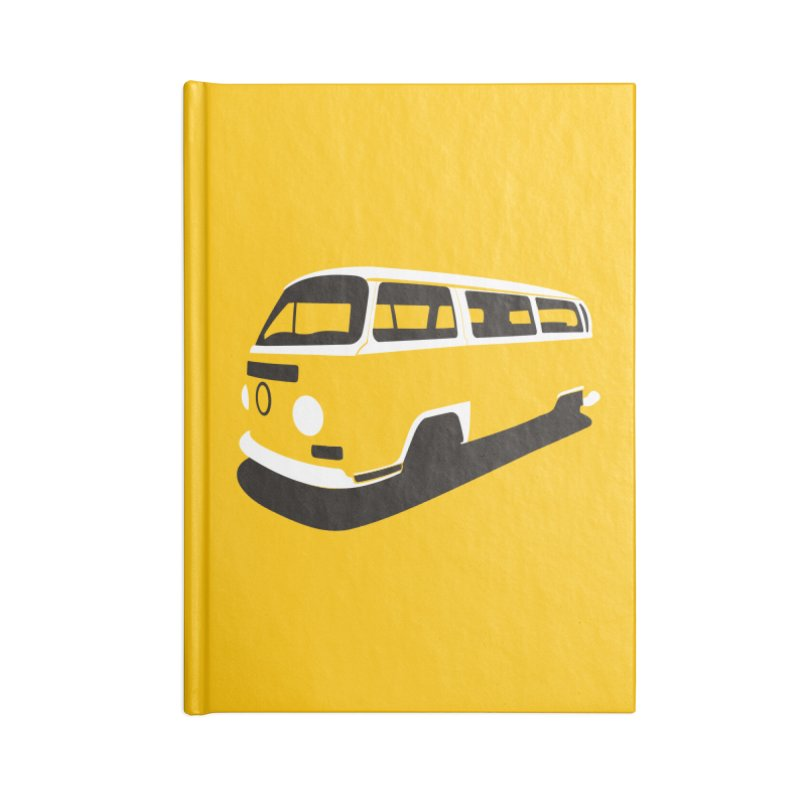 Van Accessories Notebook by bulo