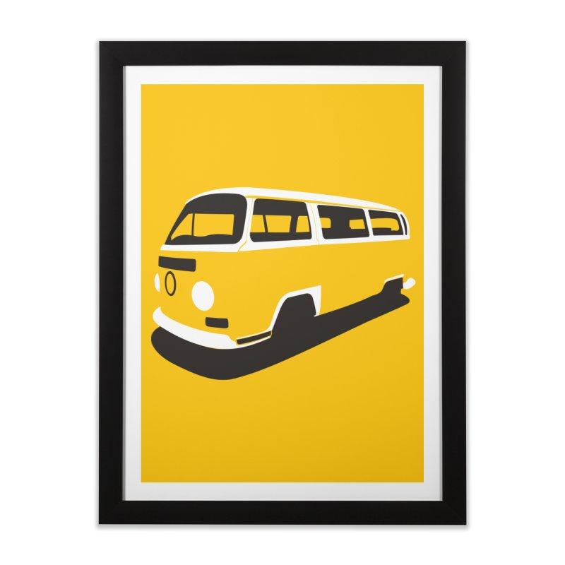 Van Home Framed Fine Art Print by bulo