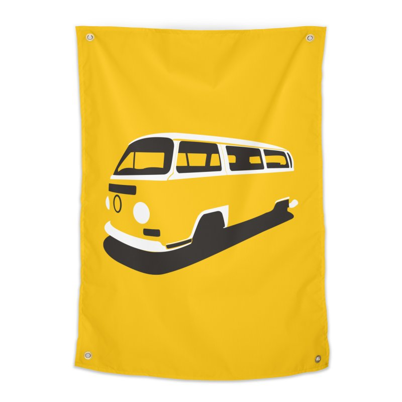 Van Home Tapestry by bulo