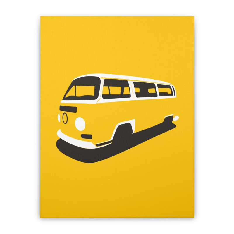 Van Home Stretched Canvas by bulo
