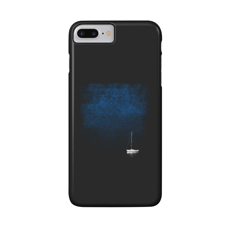 Dream Blue Accessories Phone Case by bulo