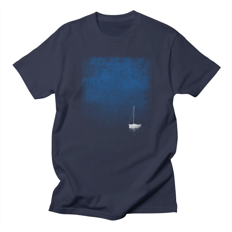 DreamBlue Men's T-shirt by bulo