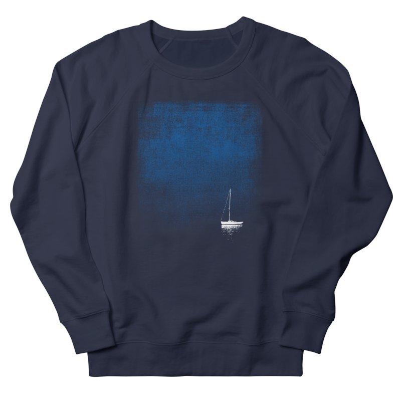 Dream Blue Men's Sweatshirt by bulo
